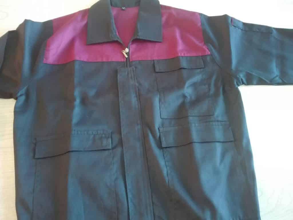 تولید لباس کار