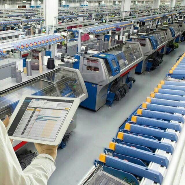 ماشین تولیدی بافت